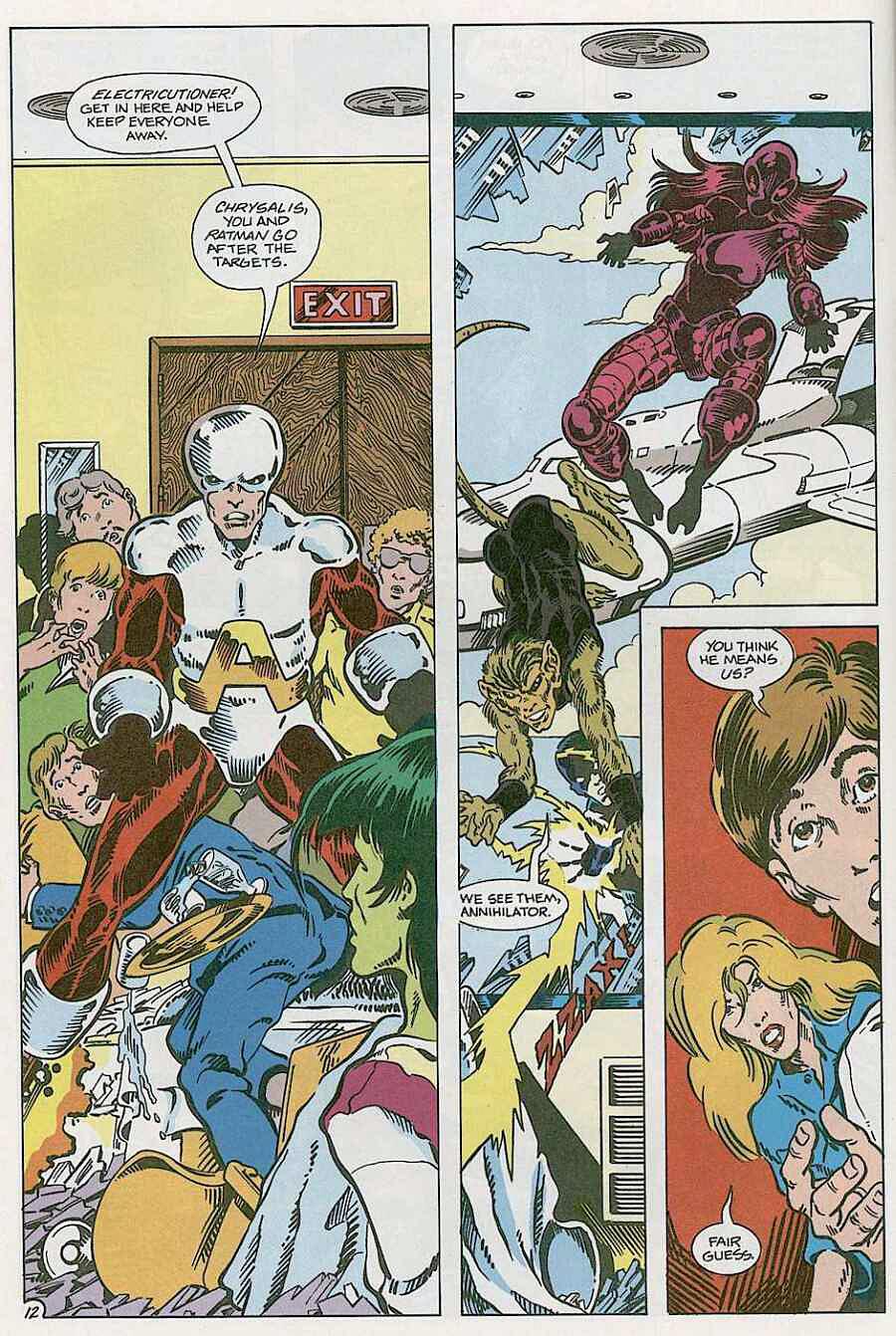 Elementals (1984) issue 1 - Page 14
