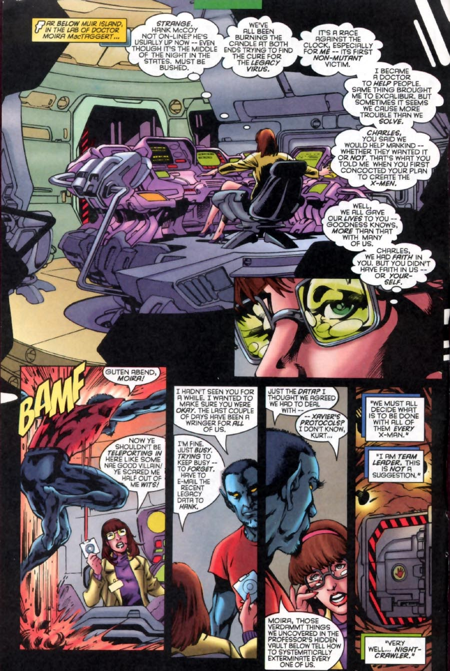 Excalibur (1988) issue 104 - Page 7