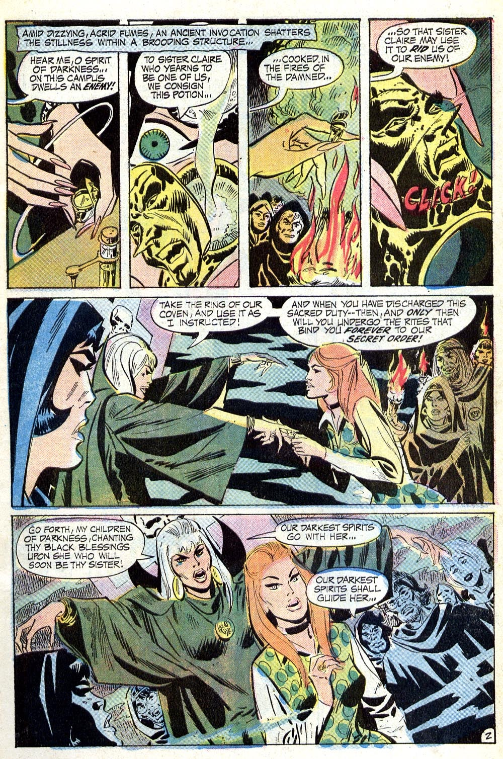 The Witching Hour (1969) issue 17 - Page 4