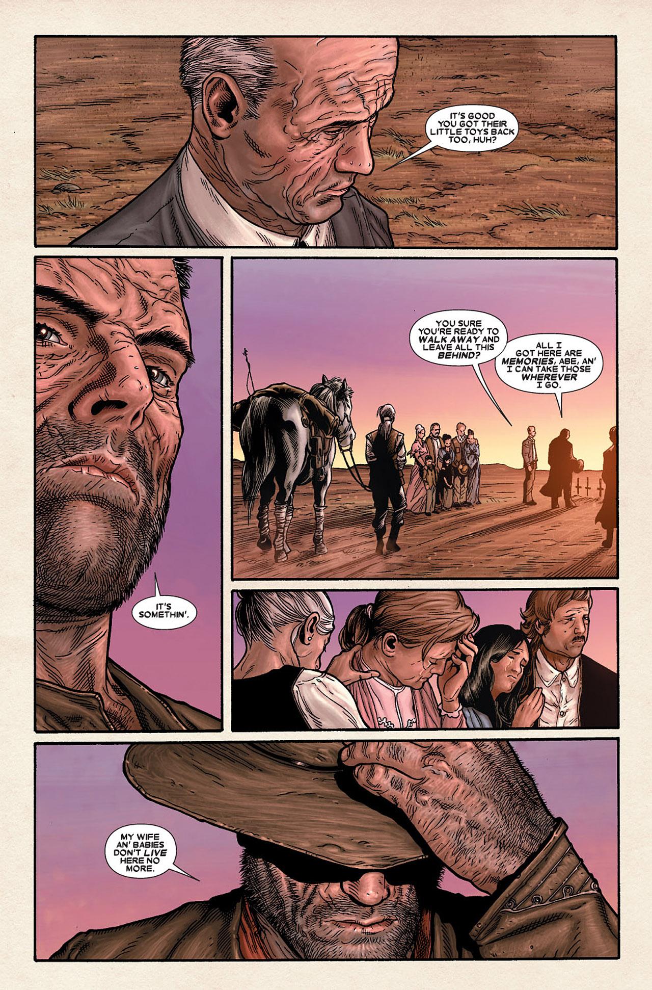 Read online Wolverine: Old Man Logan comic -  Issue # Full - 193
