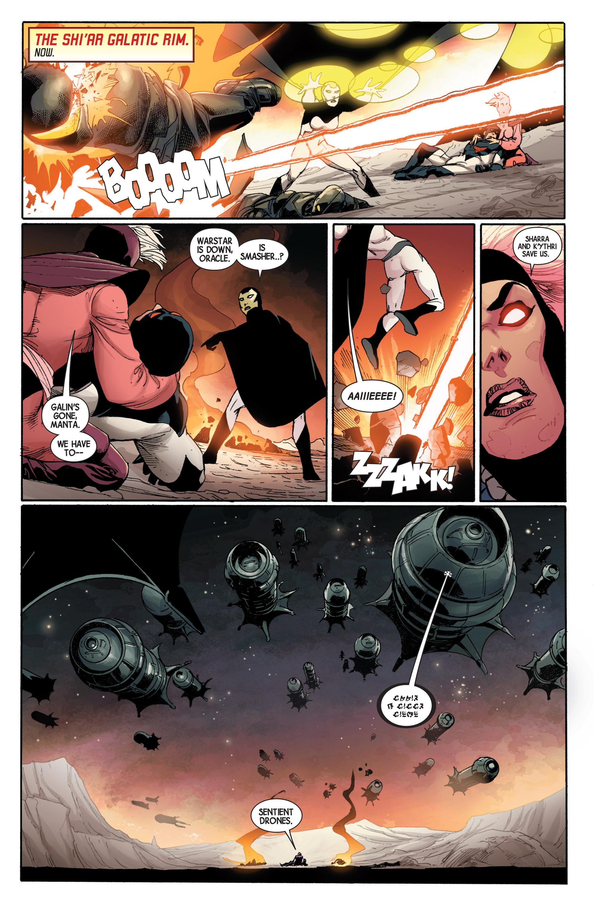 Read online Avengers (2013) comic -  Issue #Avengers (2013) _TPB 1 - 115