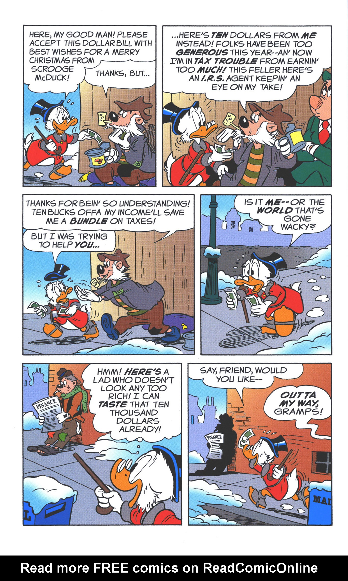 Read online Uncle Scrooge (1953) comic -  Issue #360 - 10