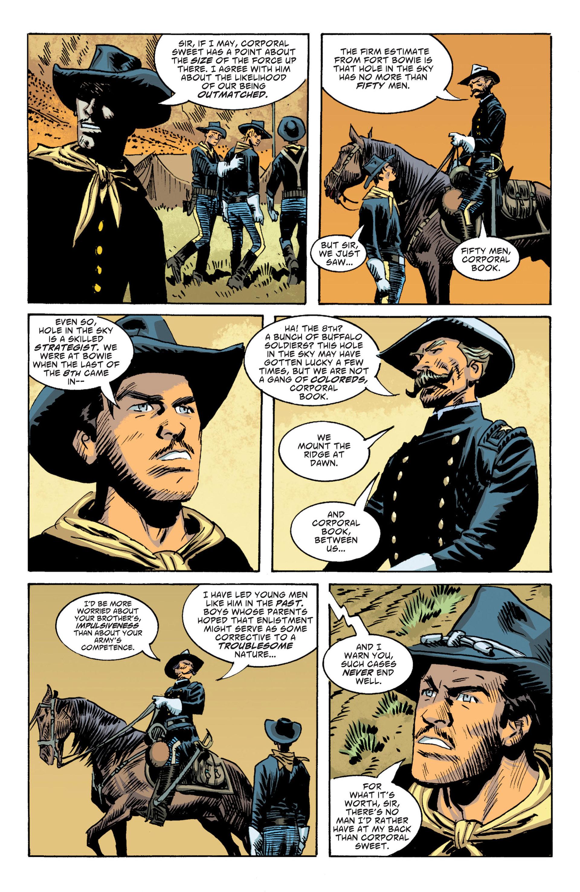 Read online American Vampire comic -  Issue #19 - 16