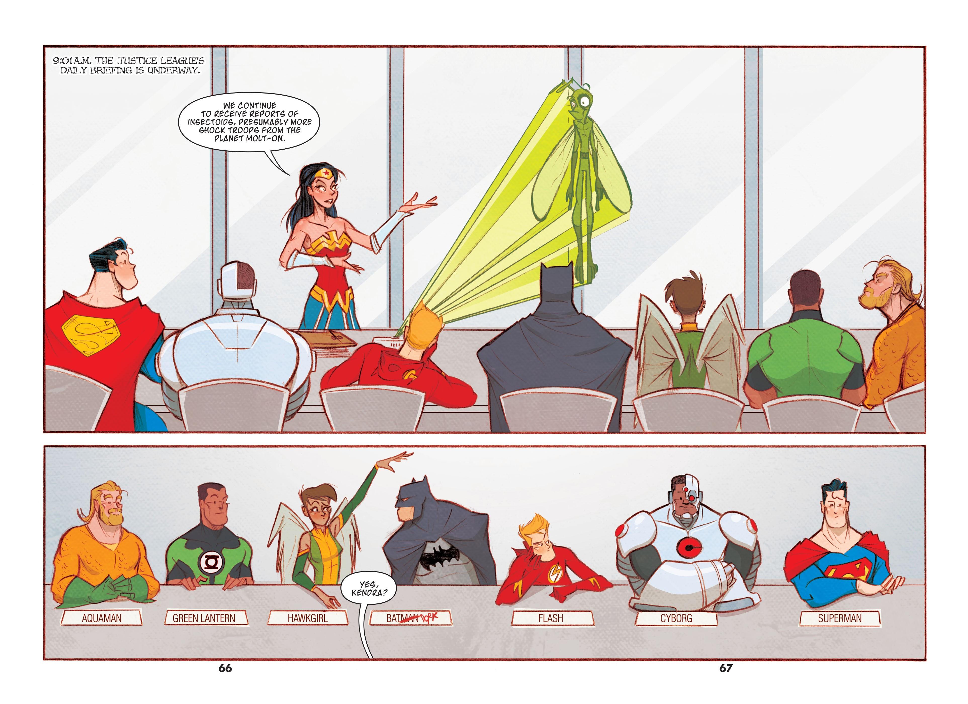 Dear Justice League #TPB_(Part_1) #2 - English 58