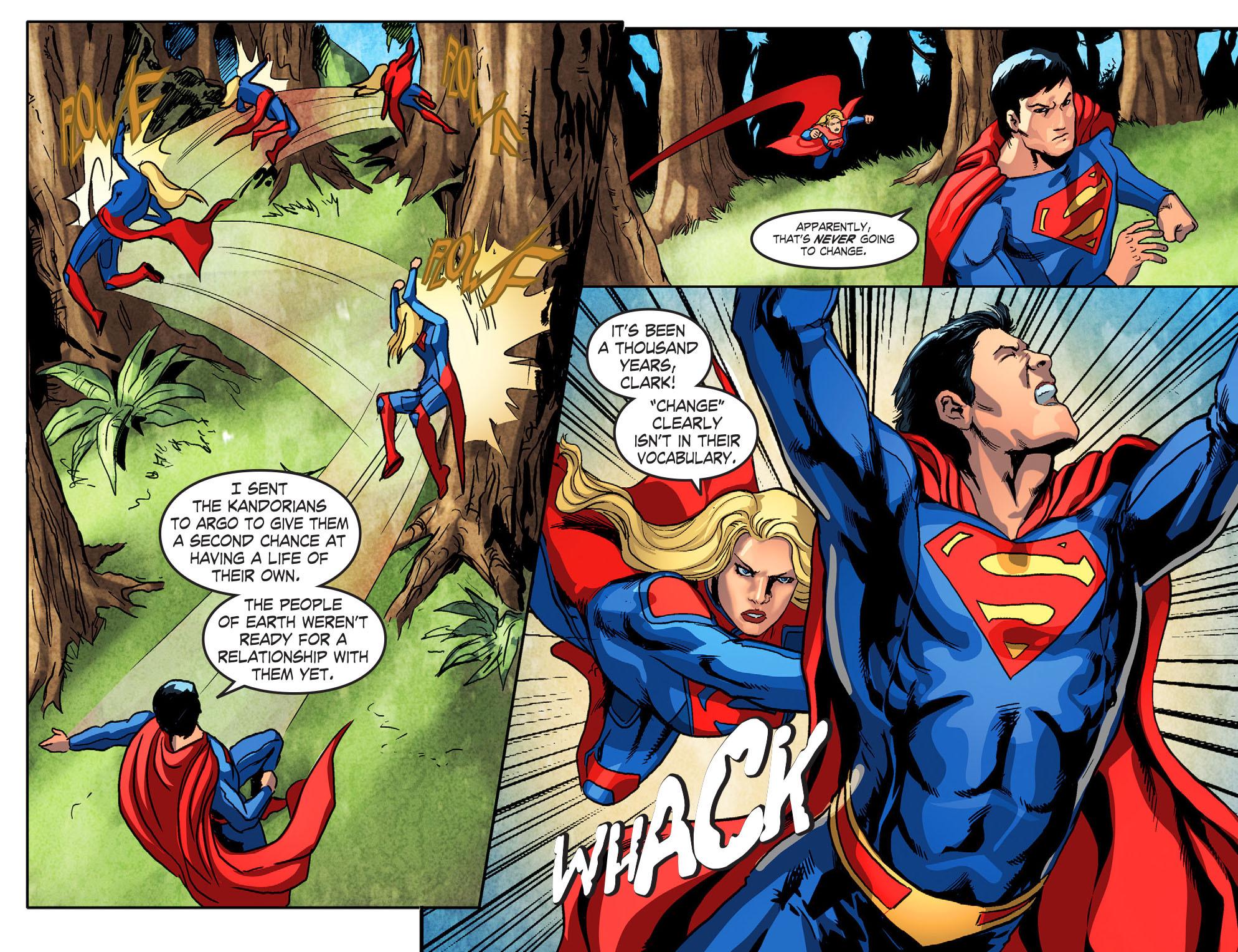 Read online Smallville: Season 11 comic -  Issue #51 - 18