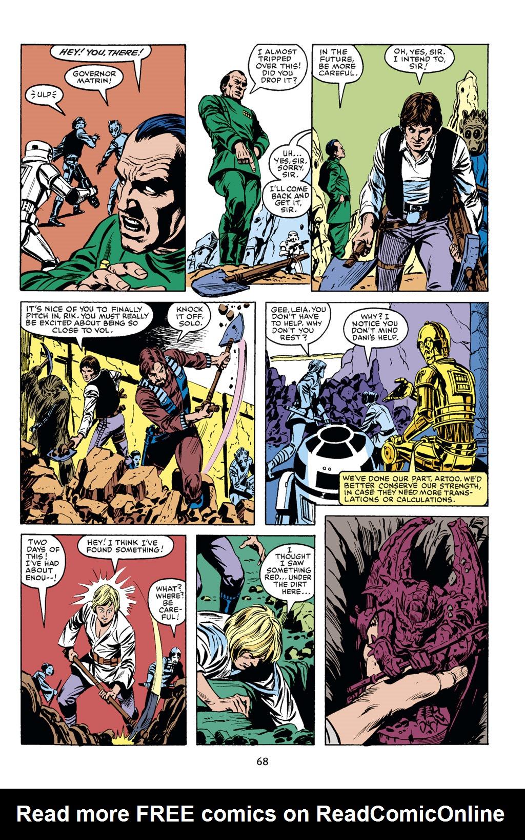 Read online Star Wars Omnibus comic -  Issue # Vol. 18 - 60