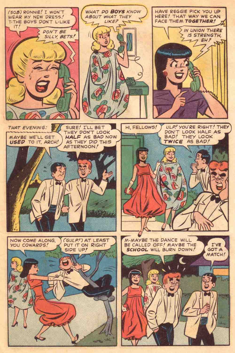 Read online Archie's Girls Betty and Veronica comic -  Issue #39 - 7