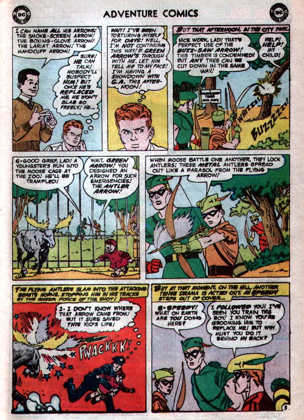 Read online Adventure Comics (1938) comic -  Issue #260 - 31