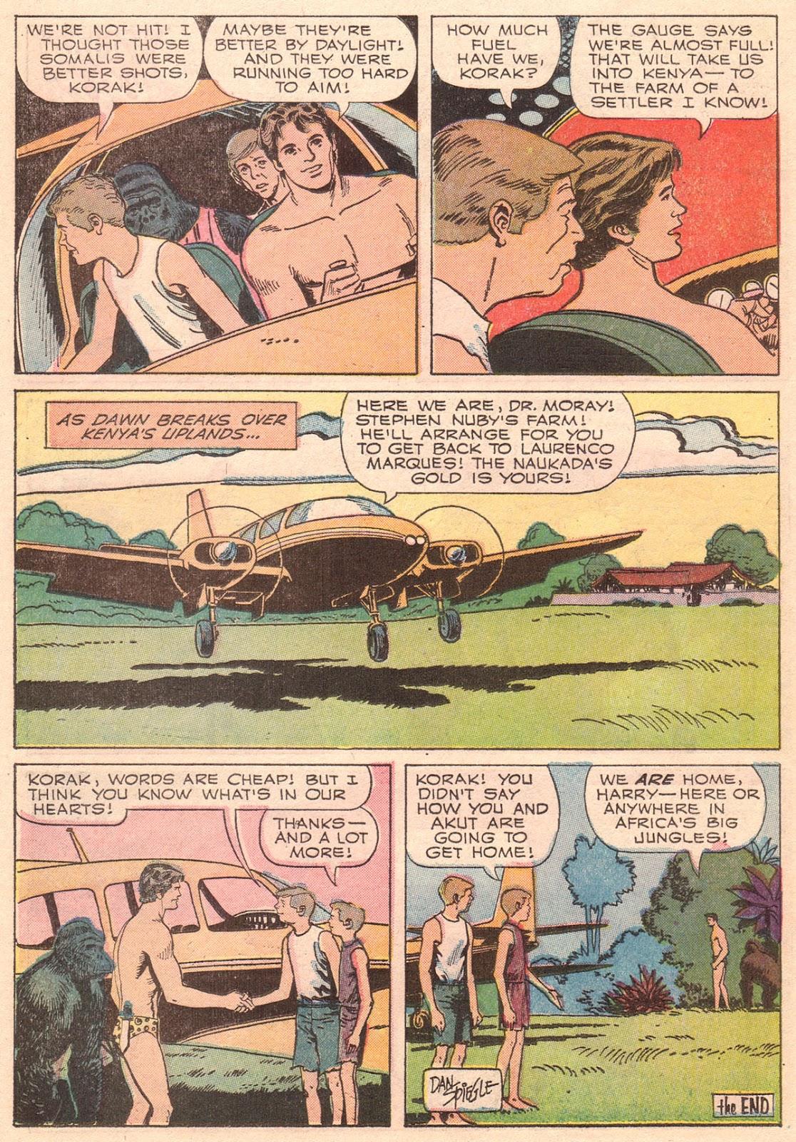 Korak, Son of Tarzan (1964) issue 35 - Page 26