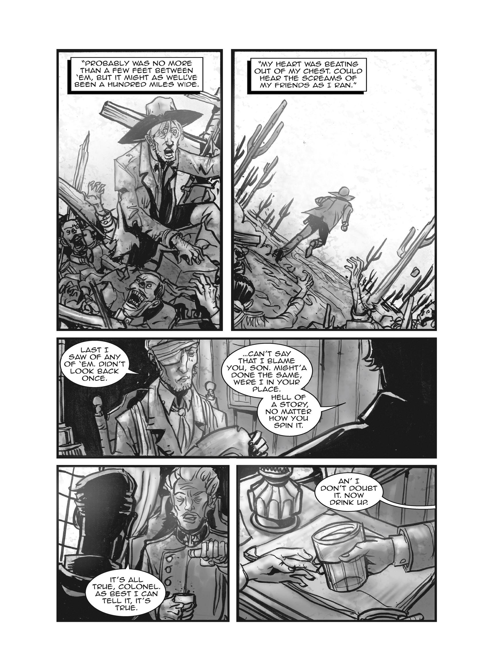 Read online FUBAR comic -  Issue #3 - 96