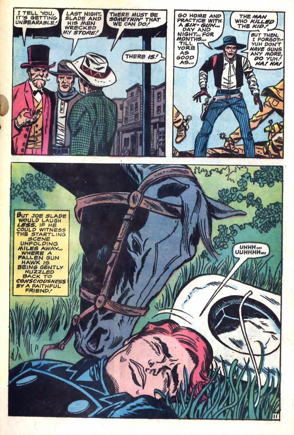 The Rawhide Kid (1955) issue 75 - Page 17