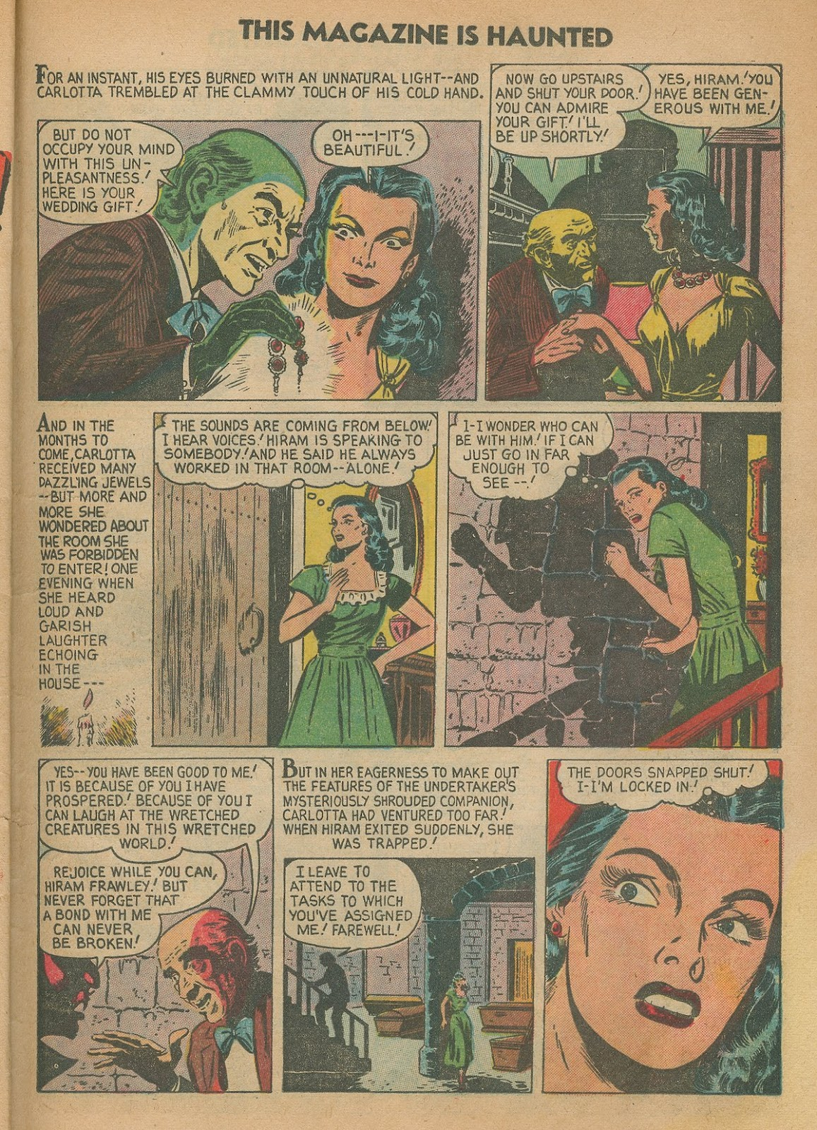 Read online This Magazine Is Haunted comic -  Issue #19 - 25