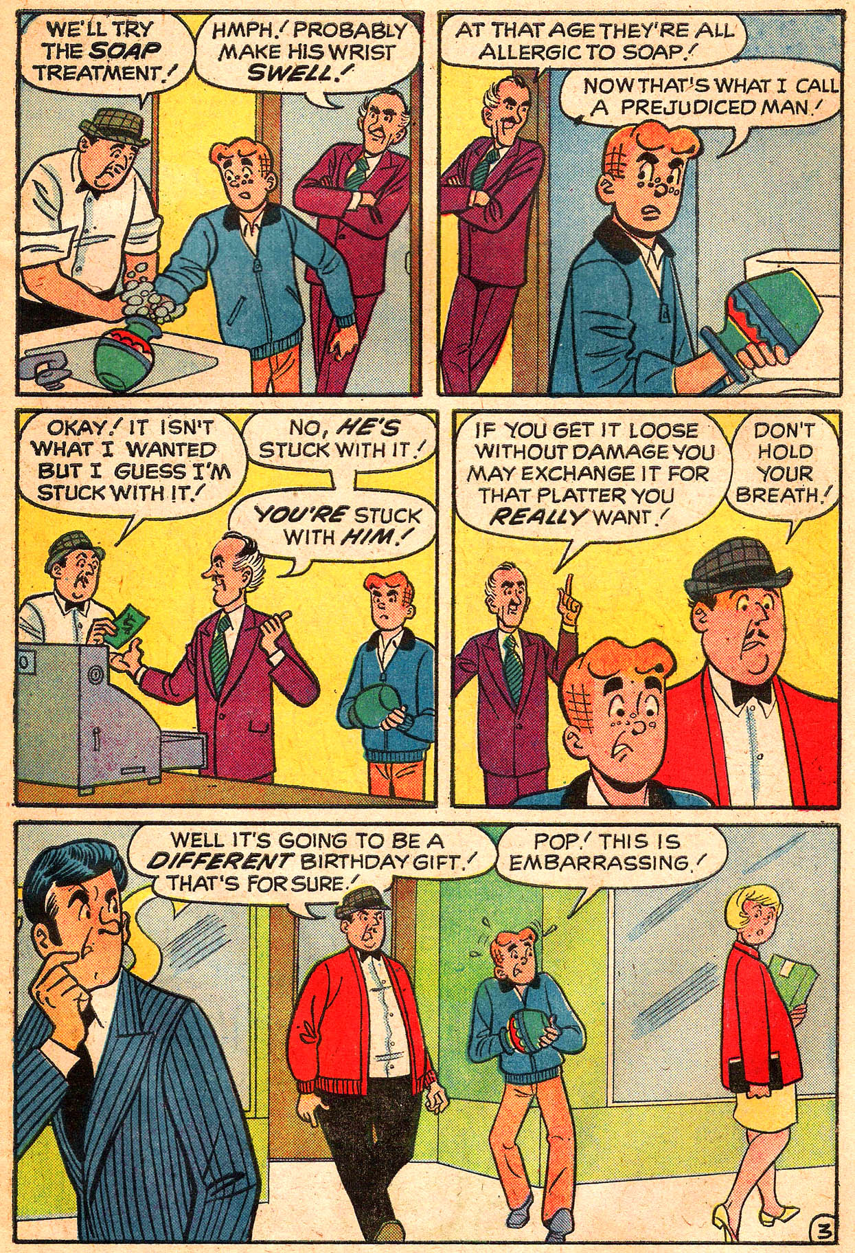 Read online Archie (1960) comic -  Issue #225 - 31