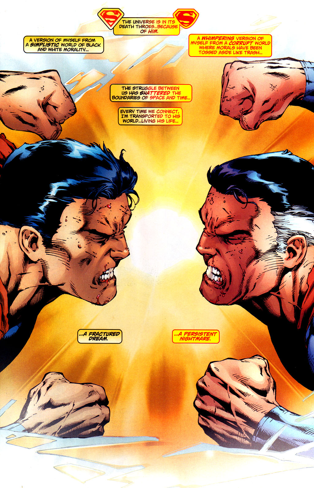 Read online Adventures of Superman (1987) comic -  Issue #649 - 2