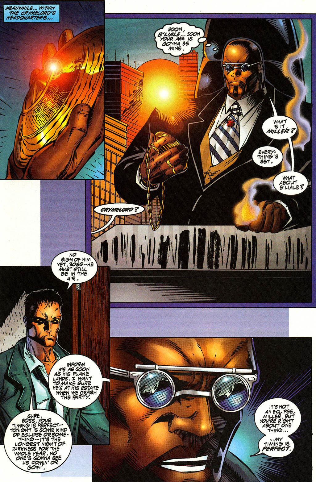 Read online Avengelyne (1996) comic -  Issue #10 - 8