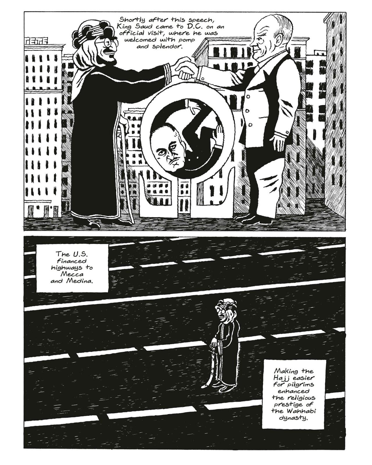Best of Enemies: A History of US and Middle East Relations issue TPB_2 - Page 6