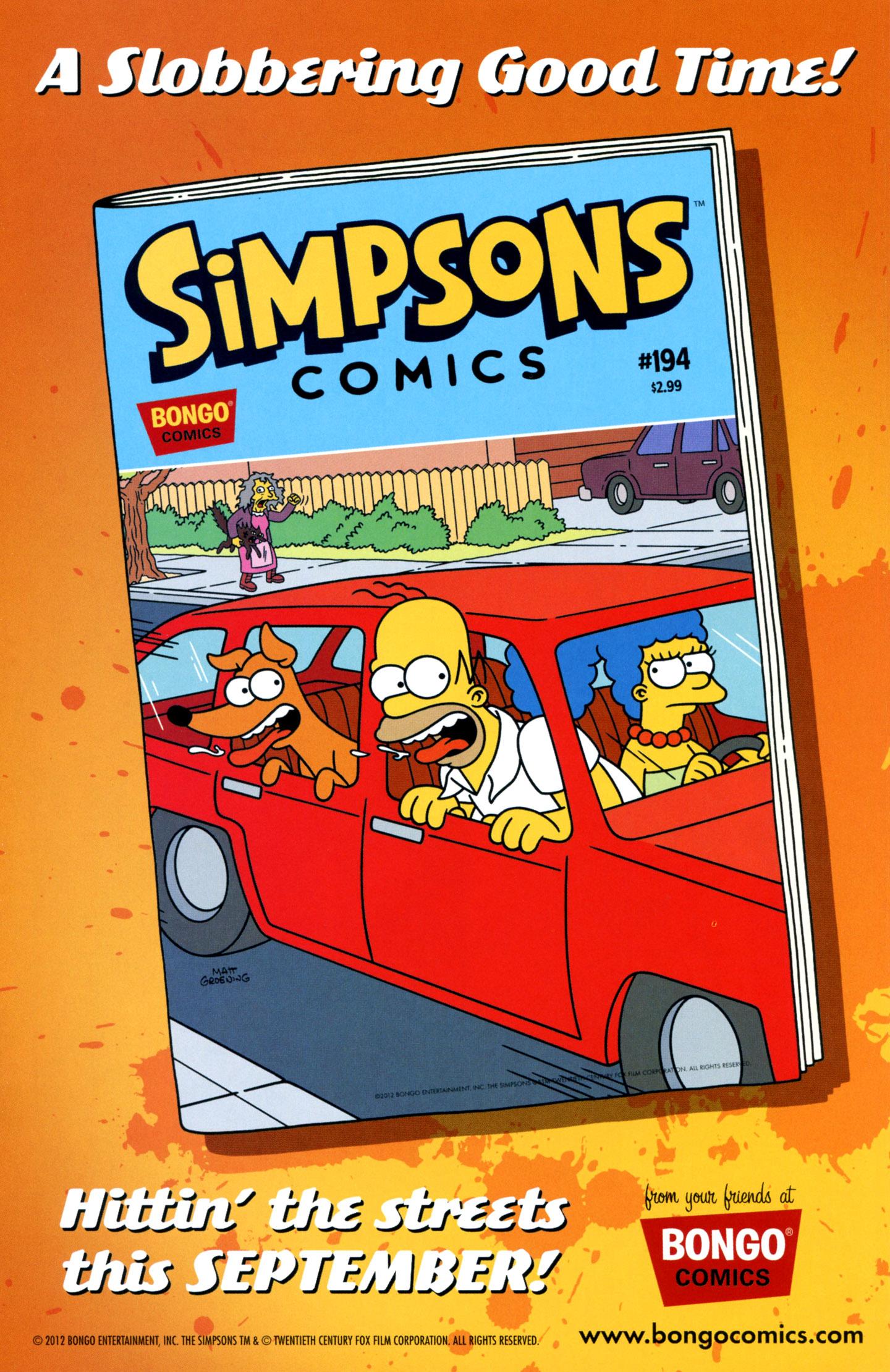 Read online Simpsons Comics Presents Bart Simpson comic -  Issue #74 - 15