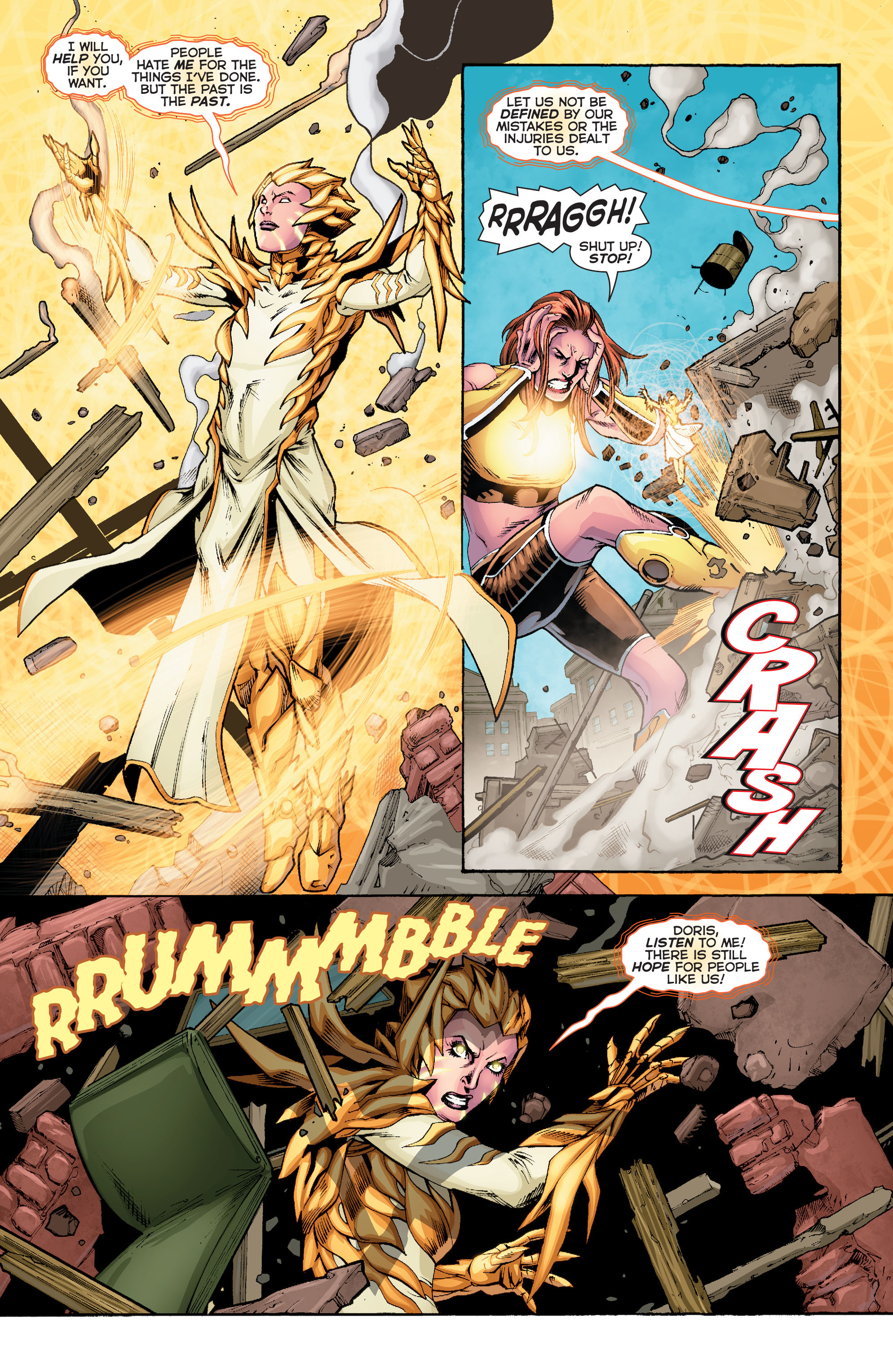 Read online Trinity of Sin: Pandora comic -  Issue #10 - 17