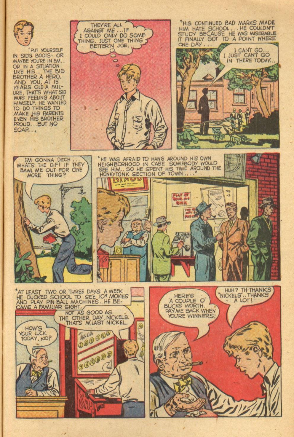 Shadow Comics #101 #94 - English 42