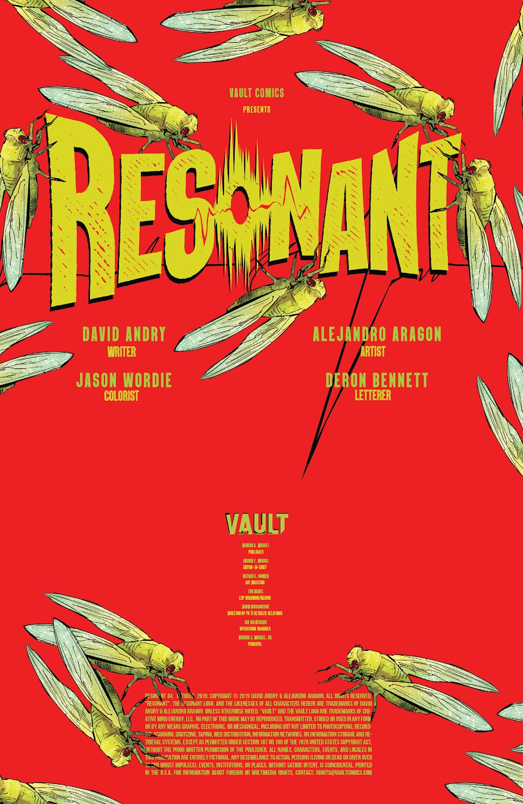 Read online Resonant comic -  Issue #4 - 2
