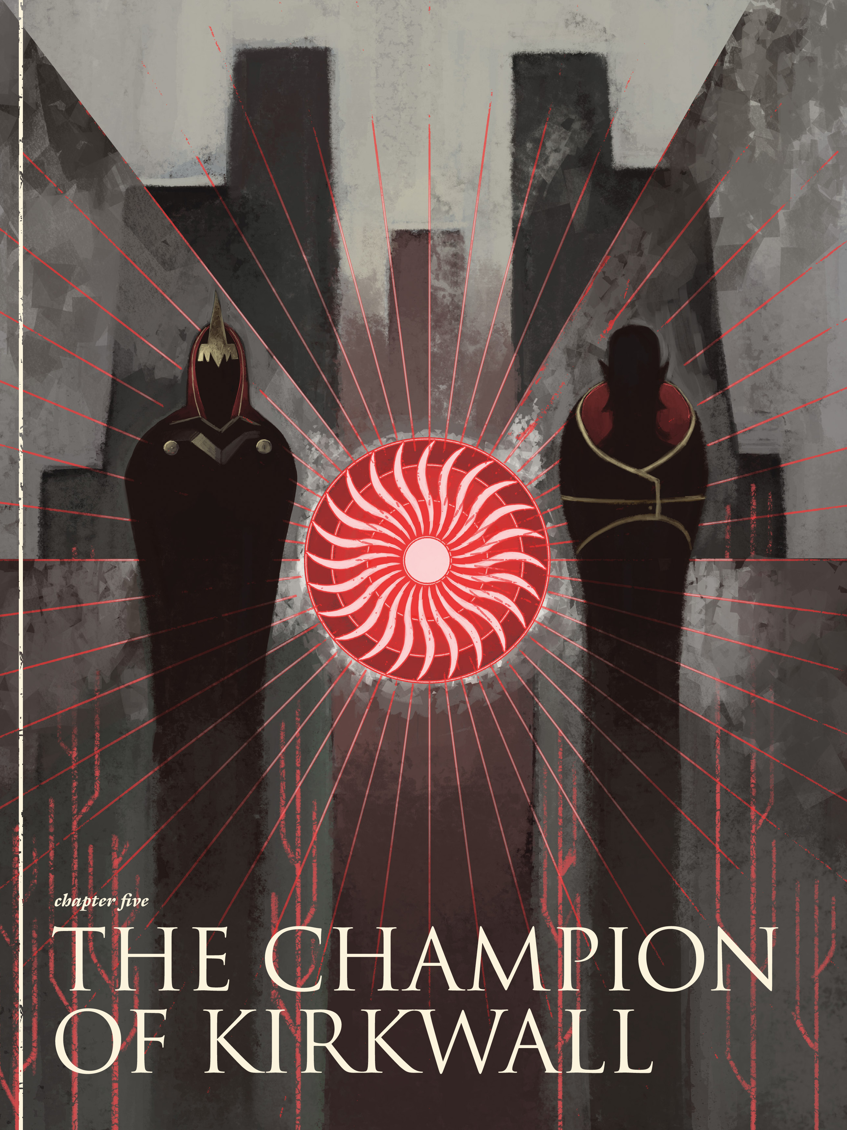 Read online Dragon Age: The World of Thedas comic -  Issue # TPB 2 - 142