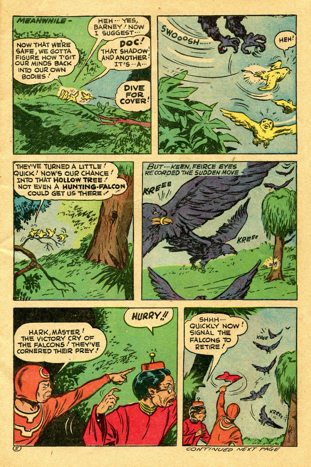 Read online Famous Funnies comic -  Issue #130 - 9