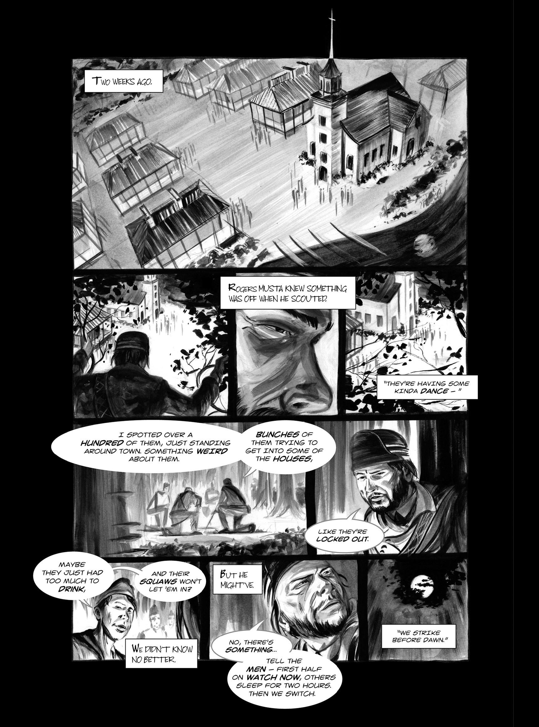 Read online FUBAR comic -  Issue #3 - 43