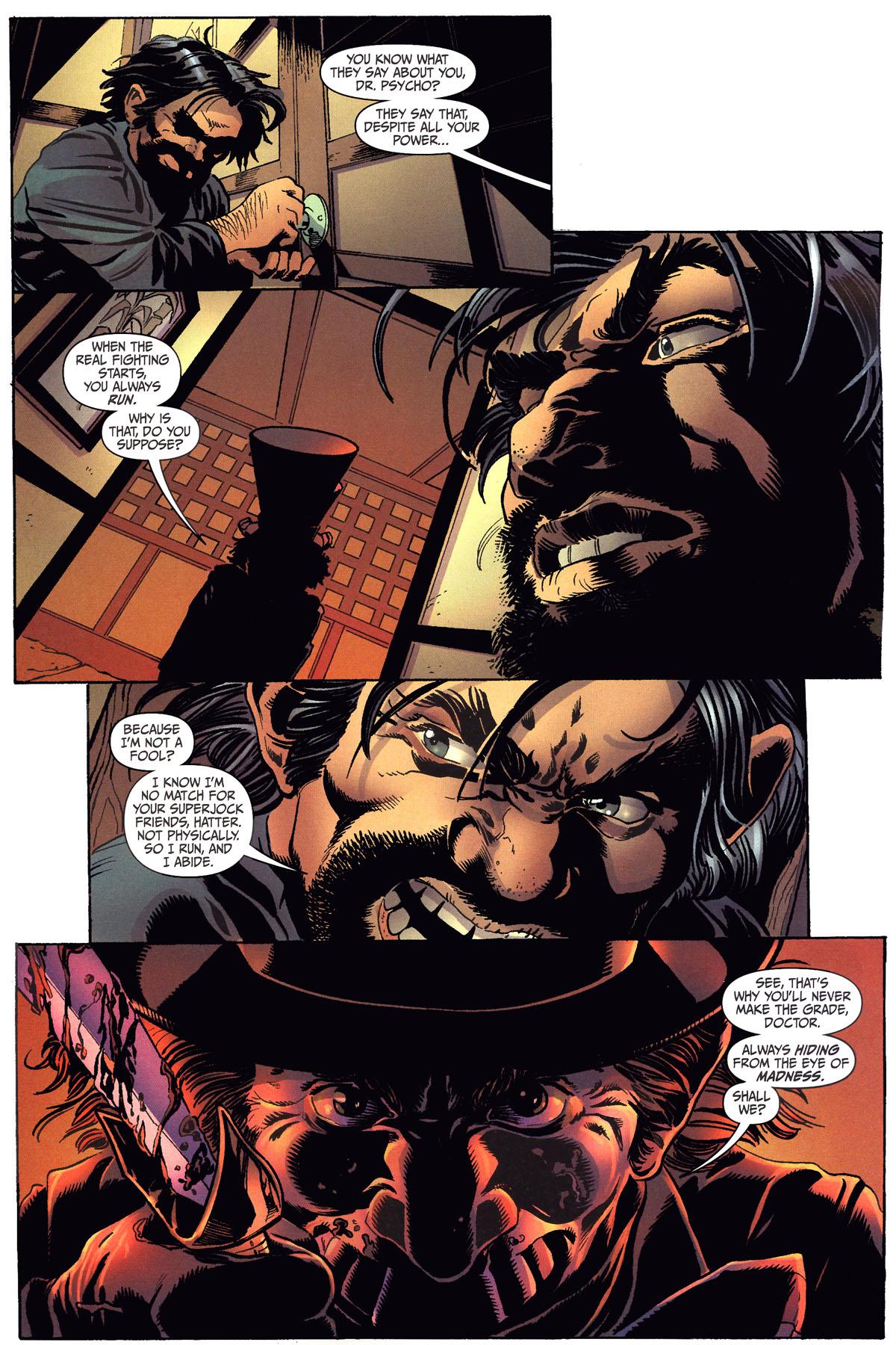 Read online Secret Six (2006) comic -  Issue #6 - 11