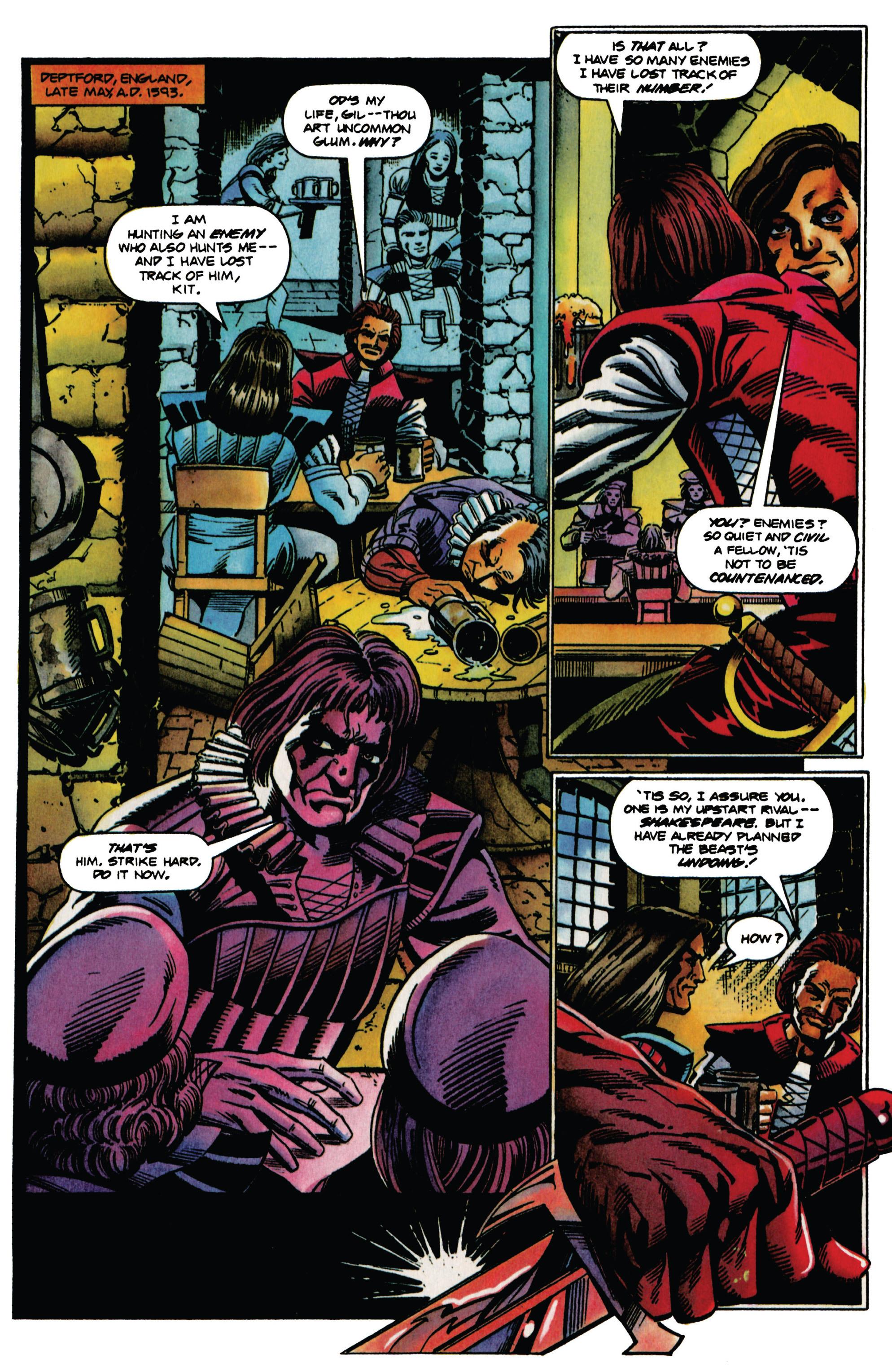 Read online Eternal Warrior (1992) comic -  Issue #30 - 2