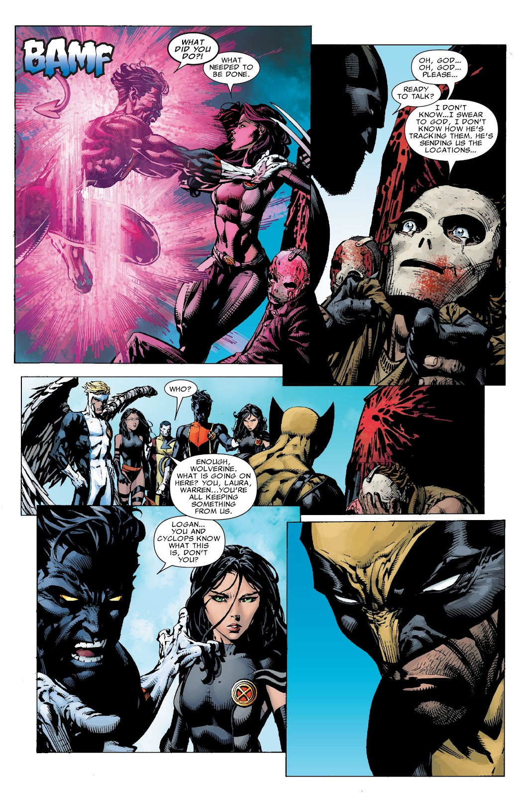Read online X-Men: Second Coming comic -  Issue # _TPB (Part 1) - 39