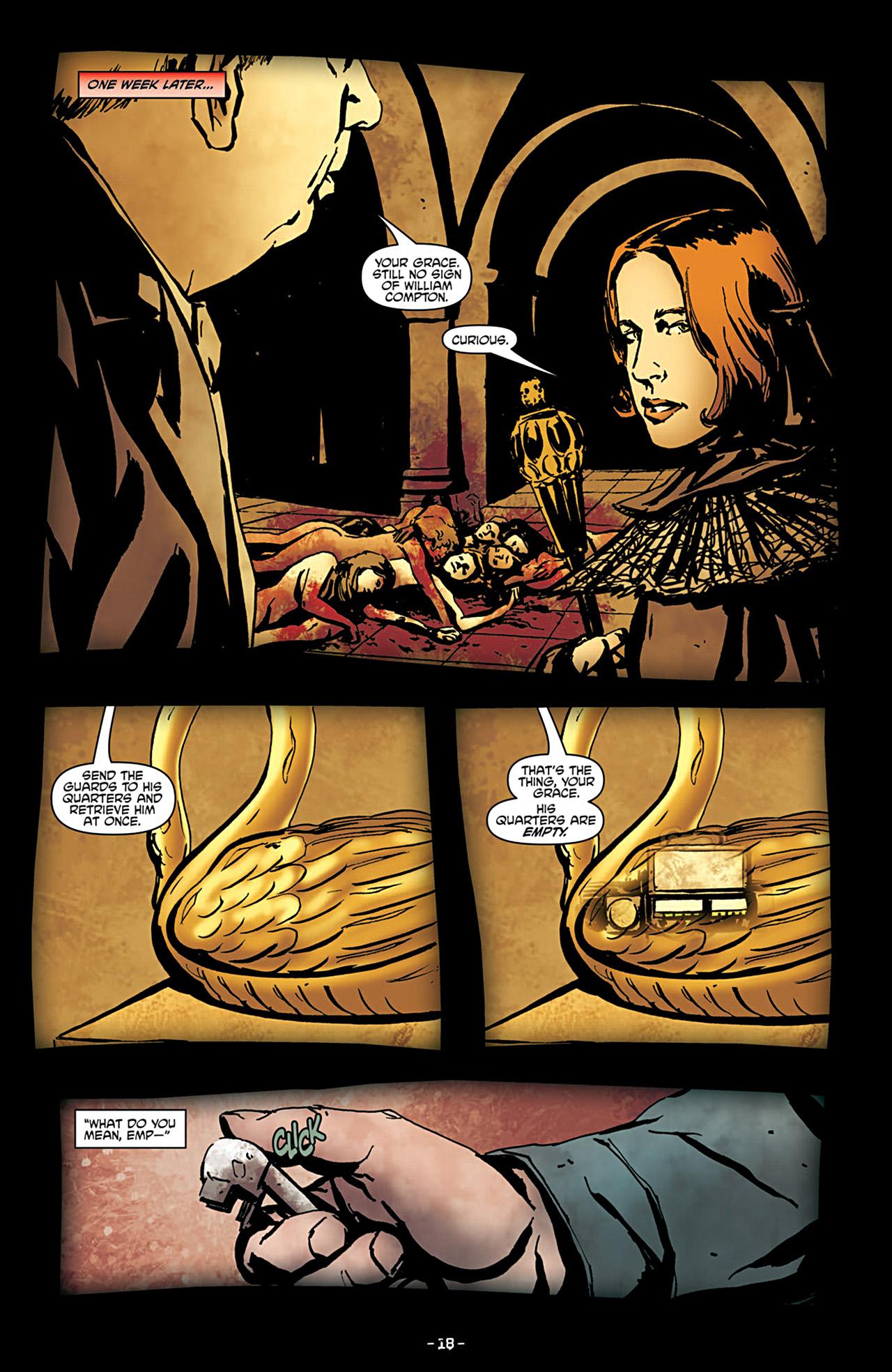 Read online True Blood (2012) comic -  Issue #3 - 20