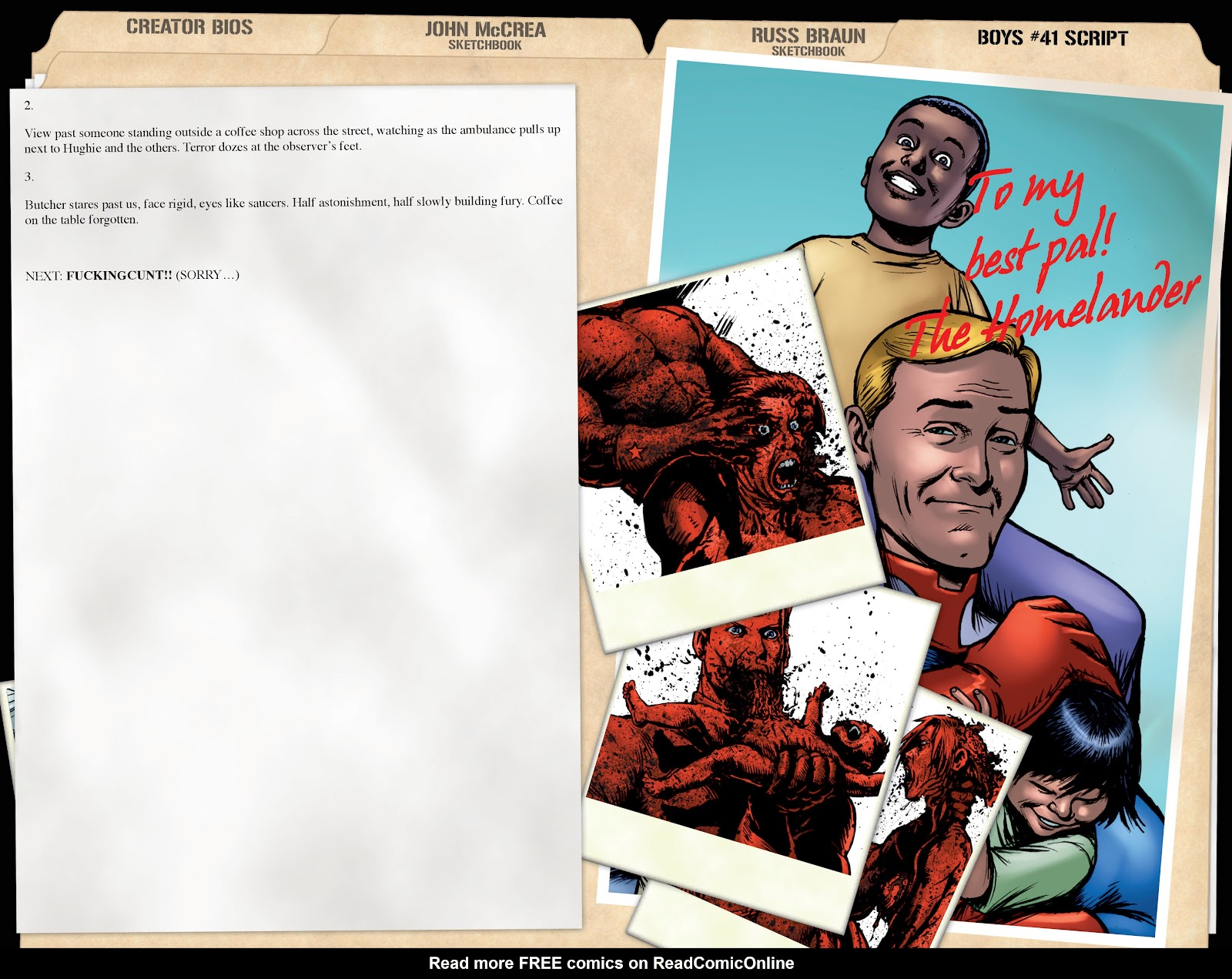 Read online The Boys Omnibus comic -  Issue # TPB 4 (Part 4) - 68