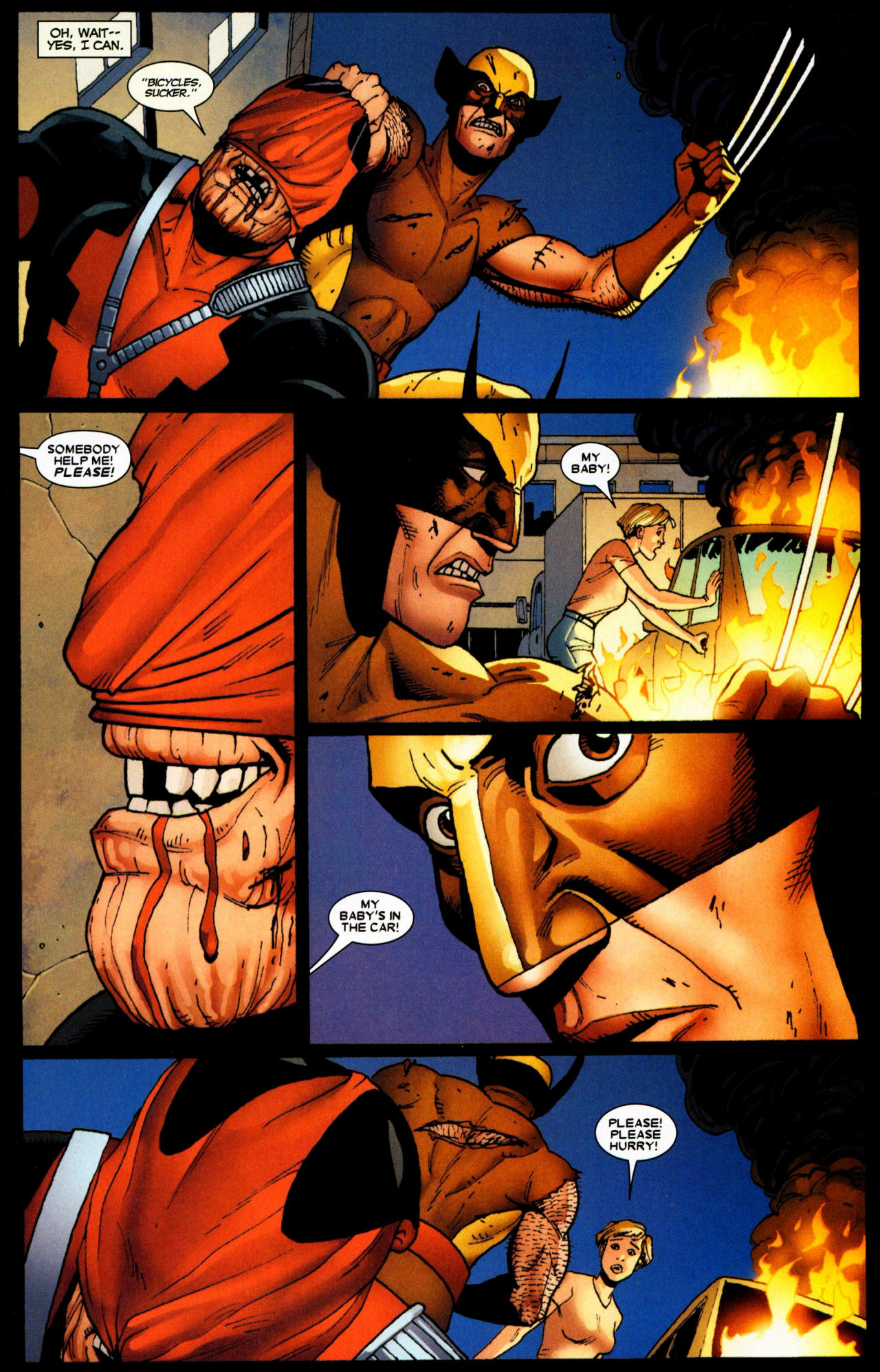 Read online Wolverine: Origins comic -  Issue #23 - 14