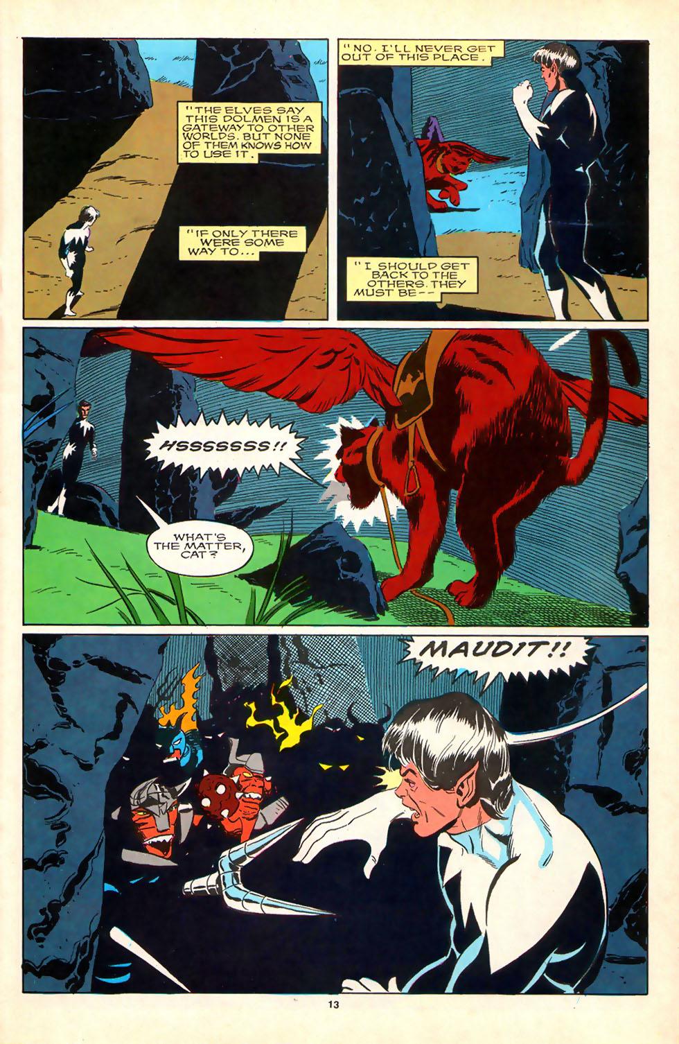 Read online Alpha Flight (1983) comic -  Issue #81 - 10