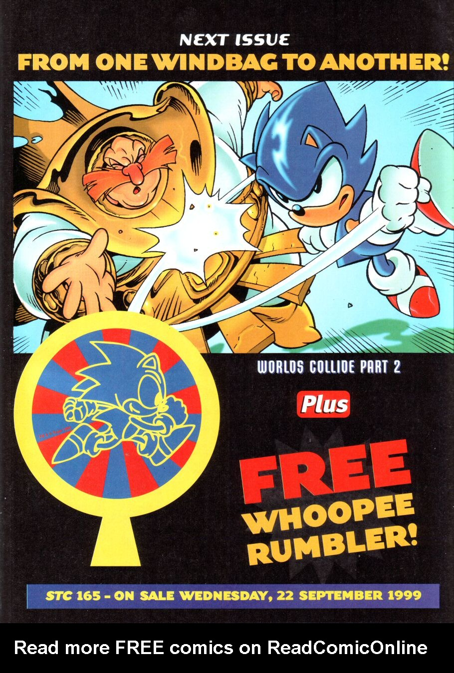 Read online Sonic the Comic comic -  Issue #164 - 9