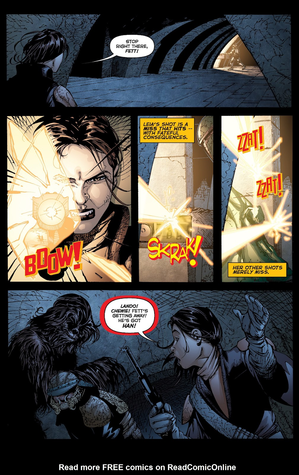 Read online Star Wars Legends: Infinities - Epic Collection comic -  Issue # TPB (Part 3) - 3