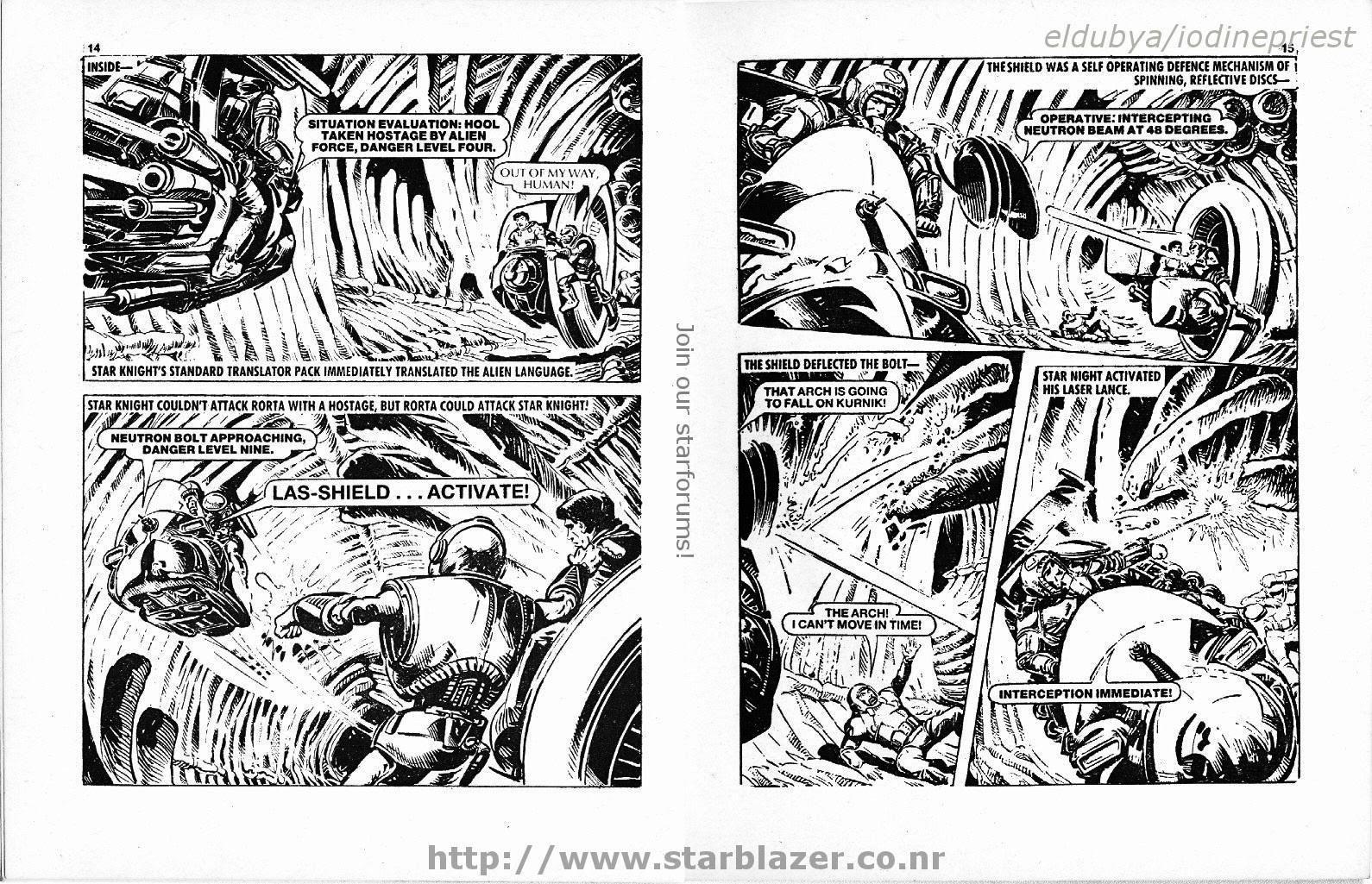 Starblazer issue 171 - Page 9