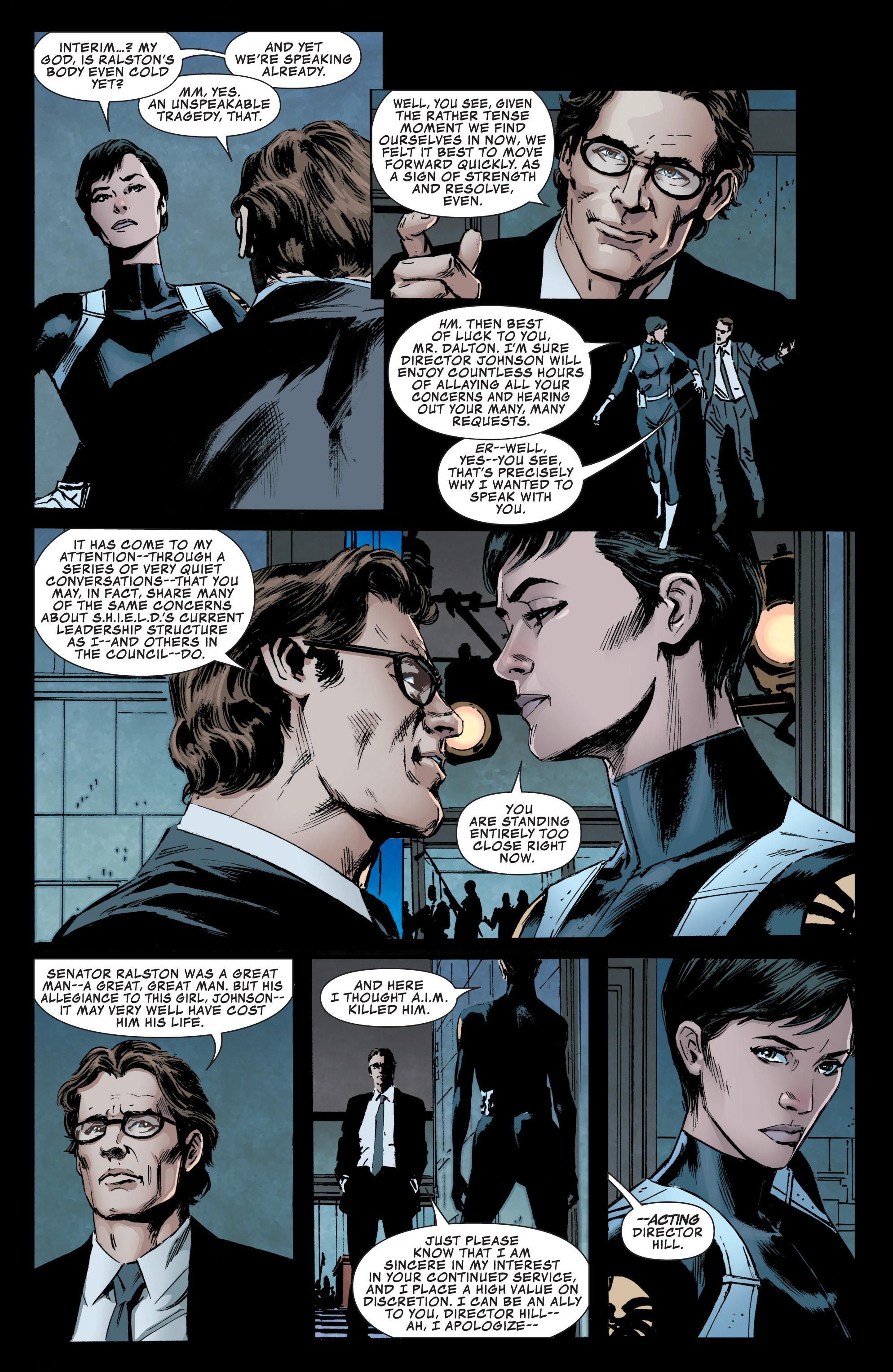 Read online Secret Avengers (2013) comic -  Issue #6 - 8