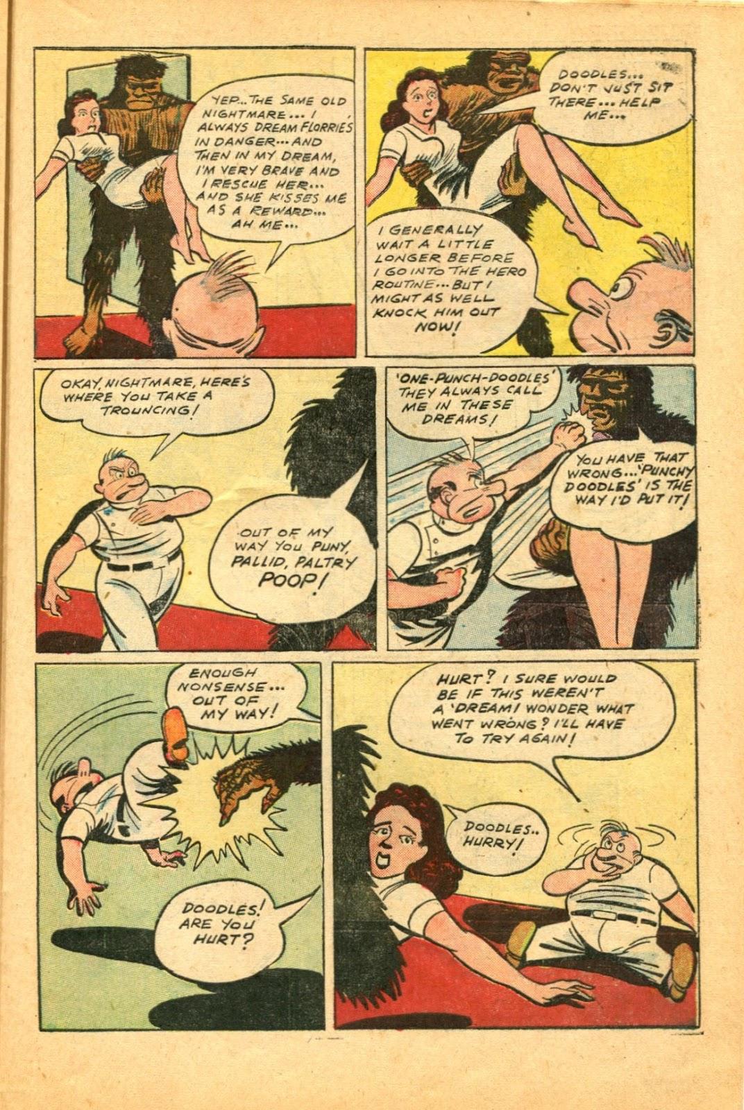 Read online Super-Magician Comics comic -  Issue #49 - 39