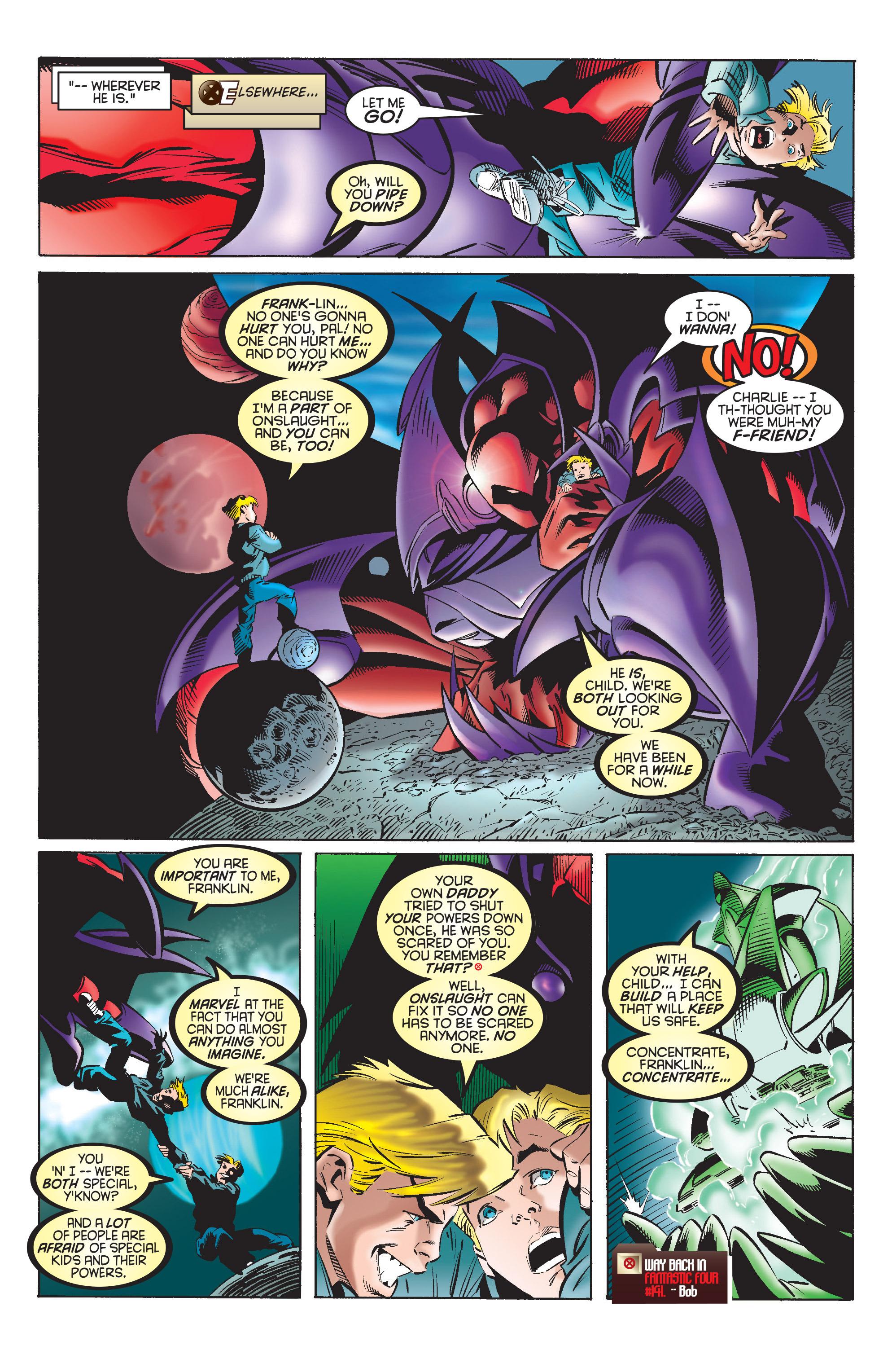 X-Men (1991) 55 Page 8