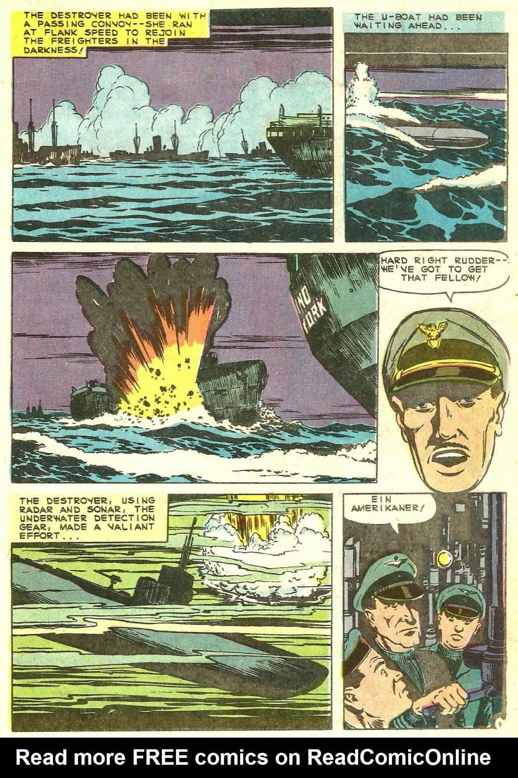 Read online Fightin' Navy comic -  Issue #130 - 21