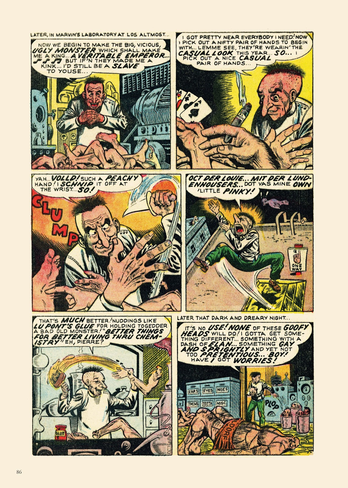 Read online Sincerest Form of Parody: The Best 1950s MAD-Inspired Satirical Comics comic -  Issue # TPB (Part 1) - 87