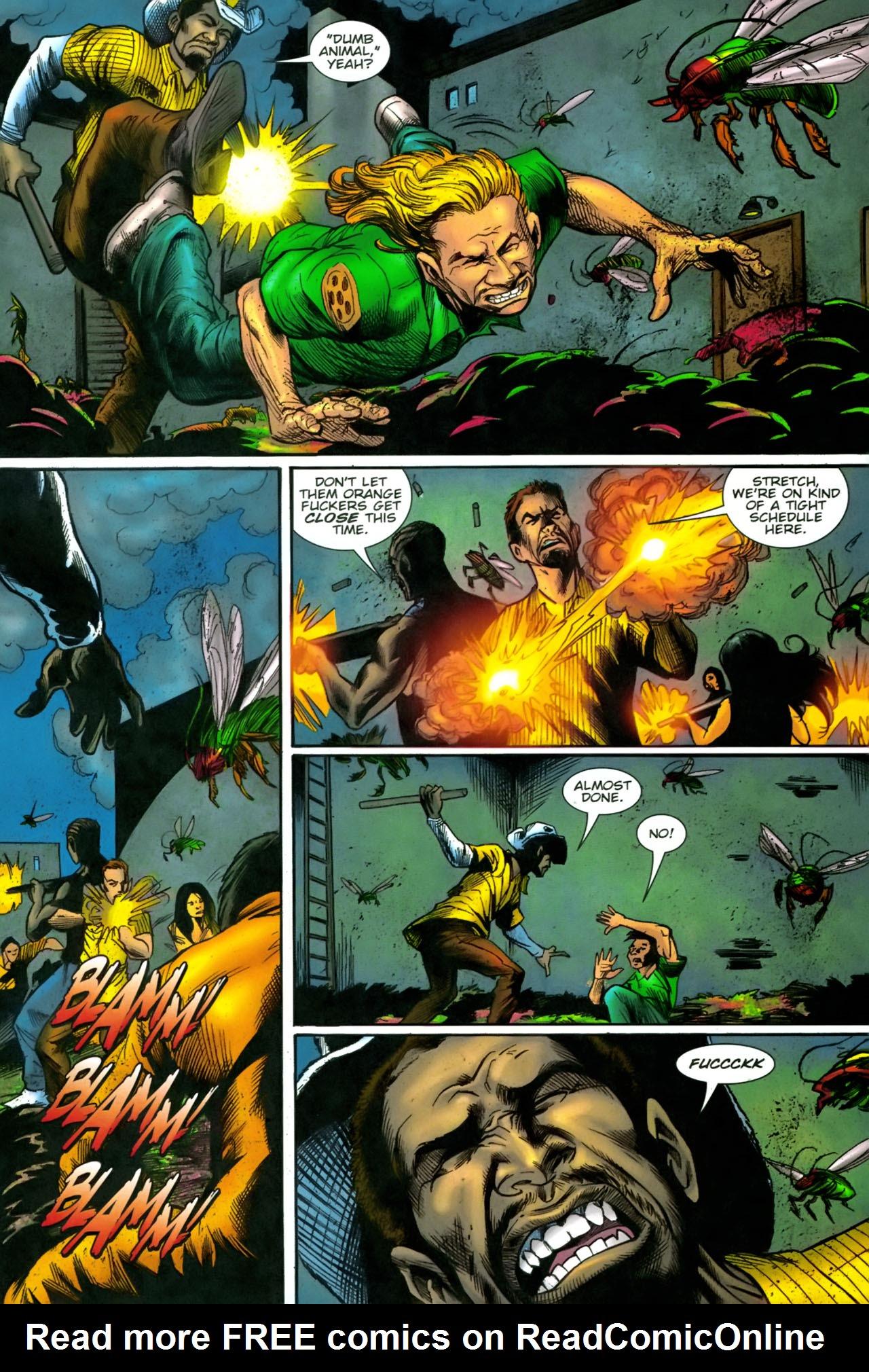 Read online The Exterminators comic -  Issue #23 - 18