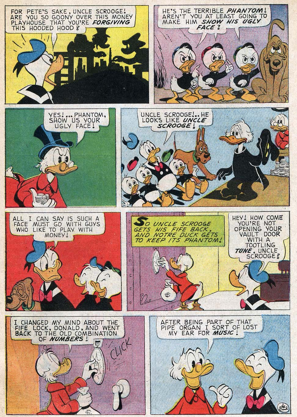 Read online Uncle Scrooge (1953) comic -  Issue #60 - 27