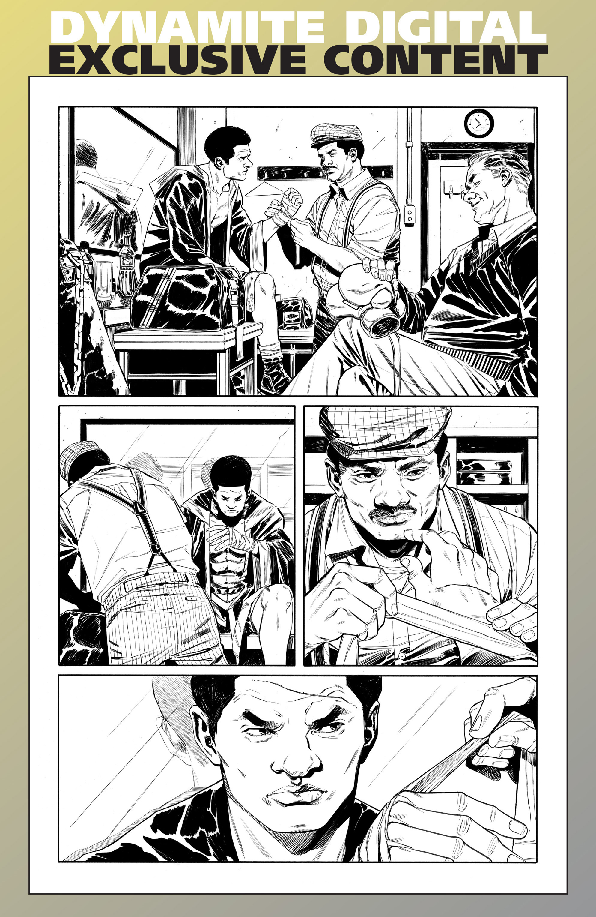 Read online Shaft comic -  Issue #1 - 33