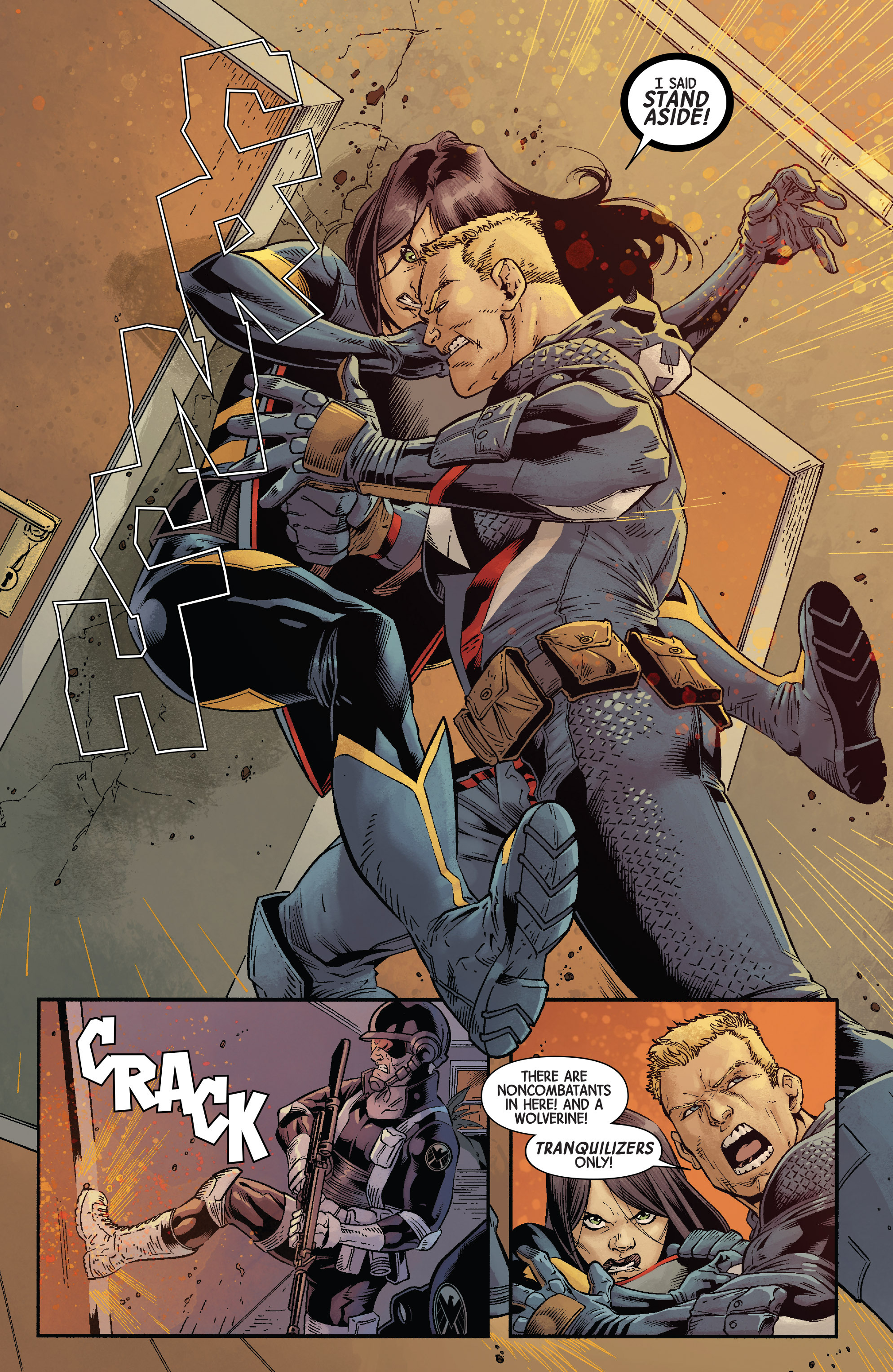 Read online All-New Wolverine (2016) comic -  Issue #11 - 8