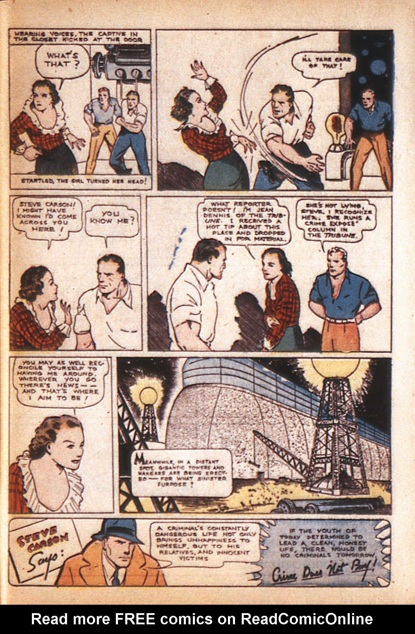 Read online Adventure Comics (1938) comic -  Issue #8 - 66