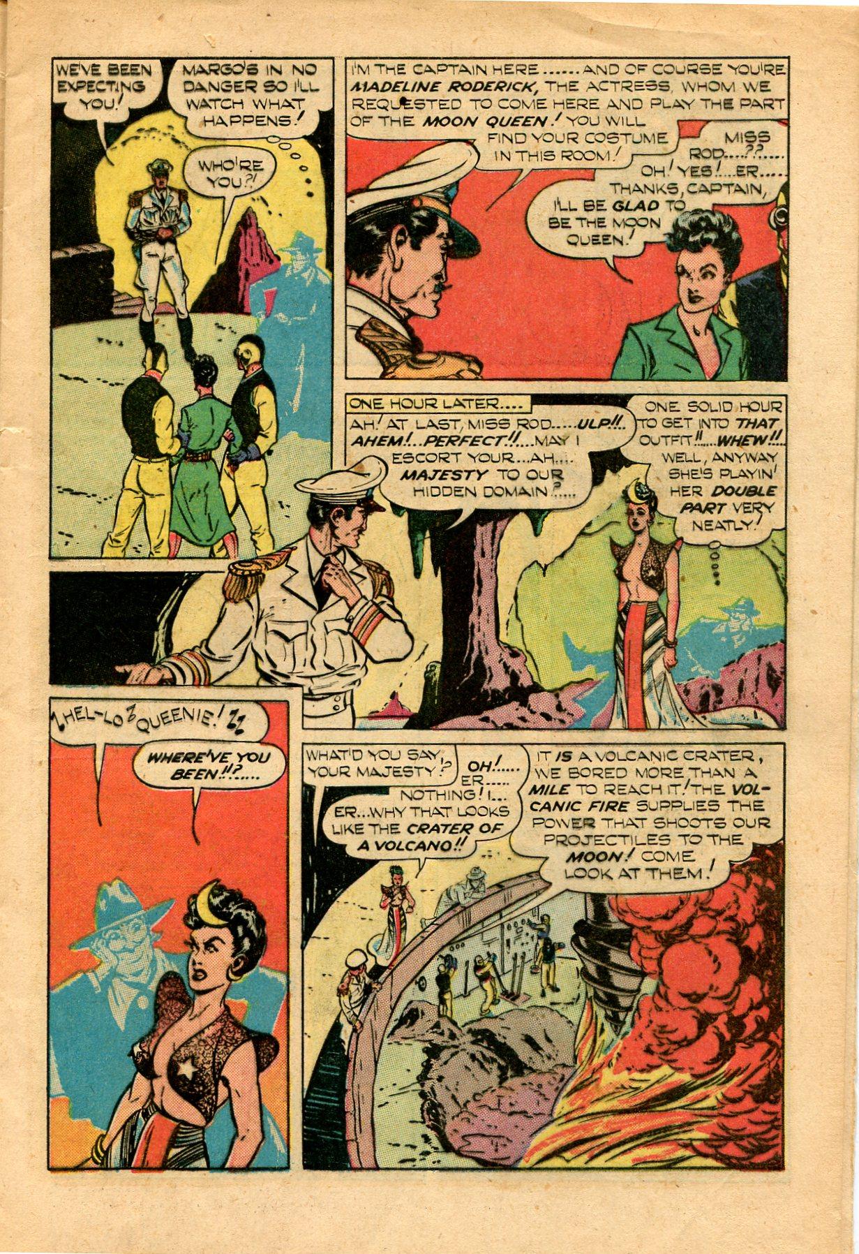 Read online Shadow Comics comic -  Issue #82 - 9