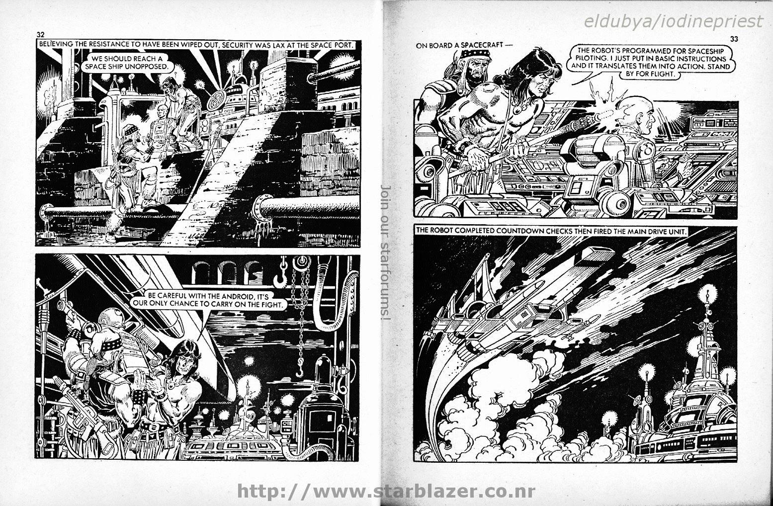 Starblazer issue 118 - Page 18