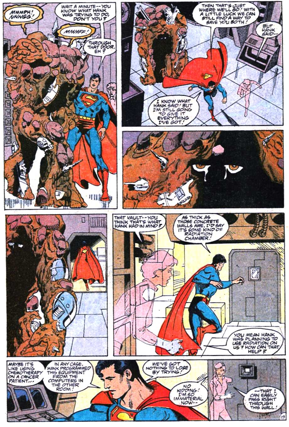 Adventures of Superman (1987) 466 Page 19